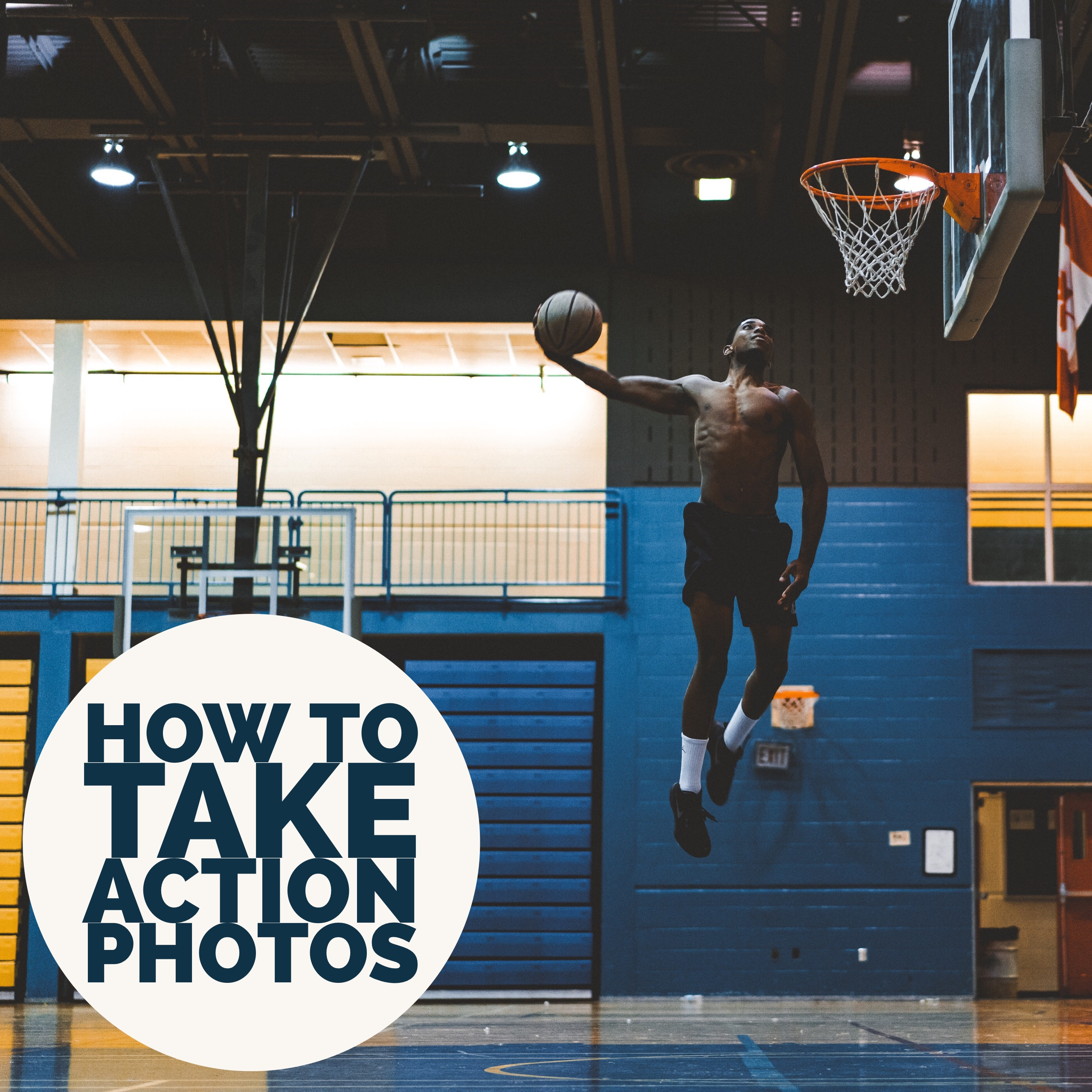 How to Take Better Action Photos