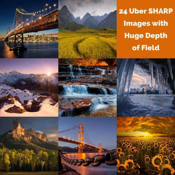 24 Uber Sharp Images with Huge Depth of Field to Focus Your Attention