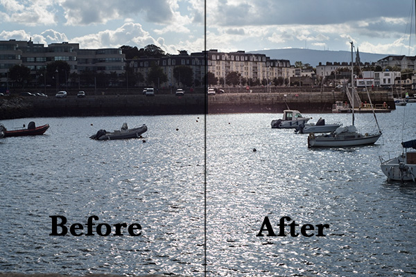 Using the Adjustment Brush in Adobe Camera Raw