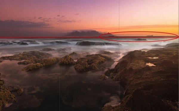 Skew Horizon