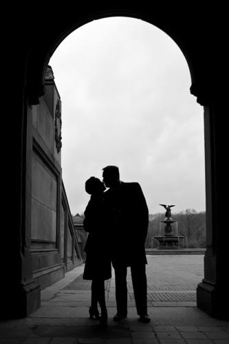 Bethesda Terrace Wedding