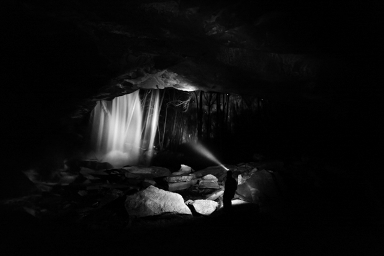 Cave Selfie