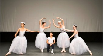 A Guide to Photographing Dance Performances in a Theatre
