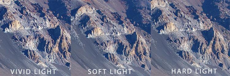 High Pass filter landscape photography