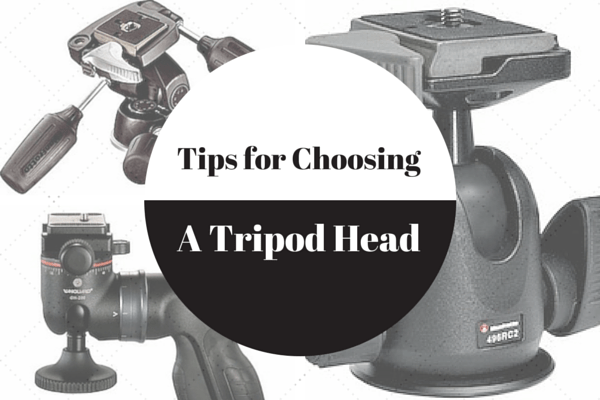 Tips for Choosing a Tripod Head