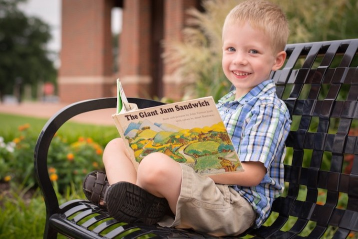 child-bench-book