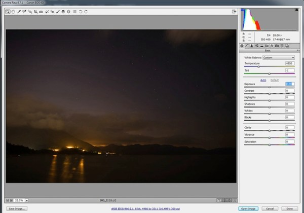 Tips for Enhancing Night Sky Photography in Photoshop