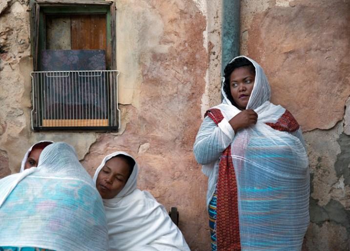 Ethiopian Meskel festival - By oded wagenstein