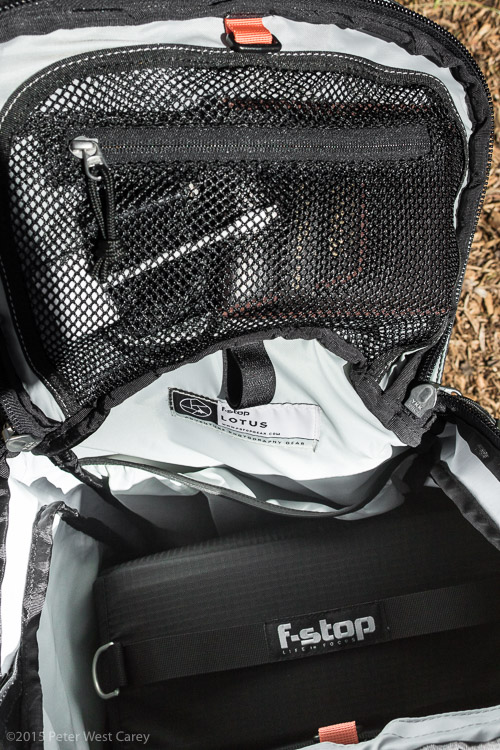 Product Review: F-Stop Gear Lotus Backpack