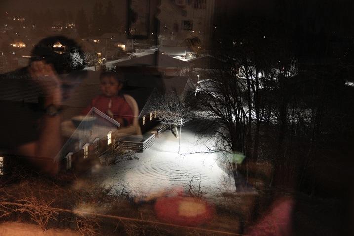 Xmas eve in Oslo