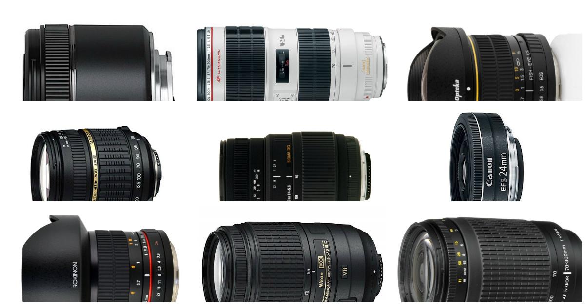 best selling lenses