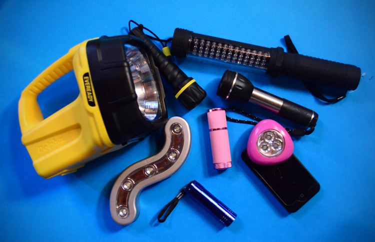 Best Flashlight For Photography Light Painting