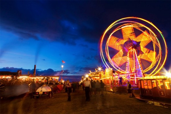 How to Take Great Photographs at the Fairground