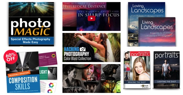 All 7 Photography Deals are Back – But only until Friday!