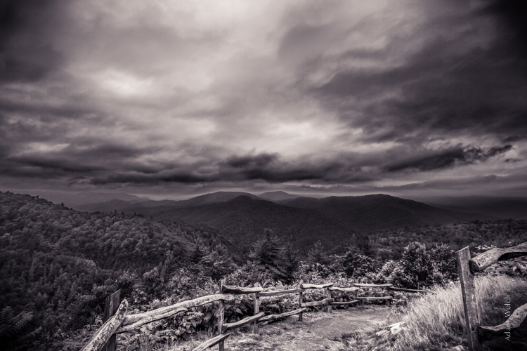 Cataloochee Valley Overlook