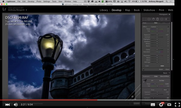 Quick Lightroom Tip Using the Graduated Filter