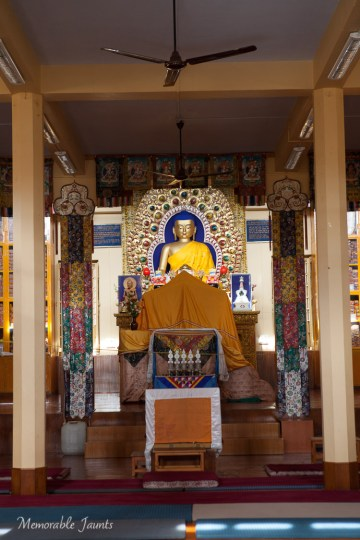Memorable Jaunts Urban Photography Article for Digital Photography School Dharamsala Monastery Photo