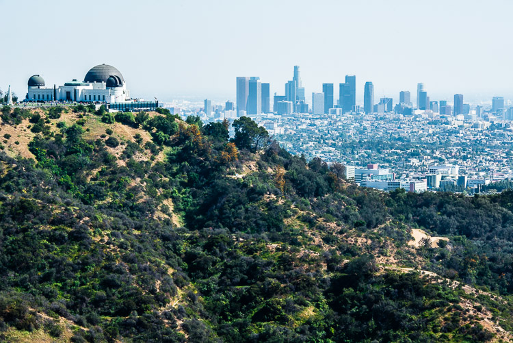 The Los Angeles urban landscape - Landscape Photography And The Human Element