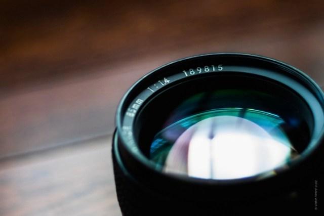 Fast Lens