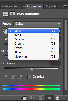 Picture04 Master or preset color