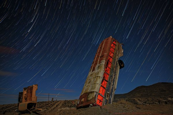 Two Methods for Shooting Star Trails Made Easy