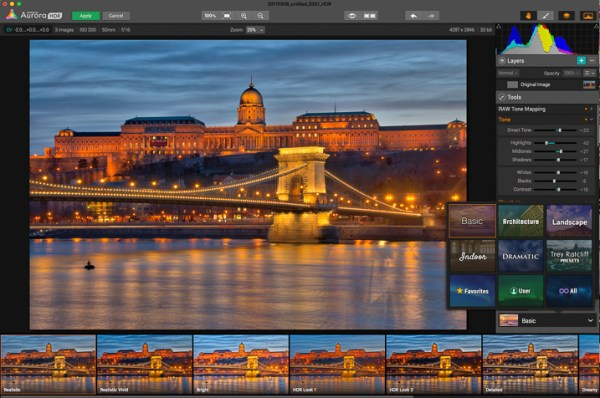 Macphun Aurora HDR Pro Software – First Impressions