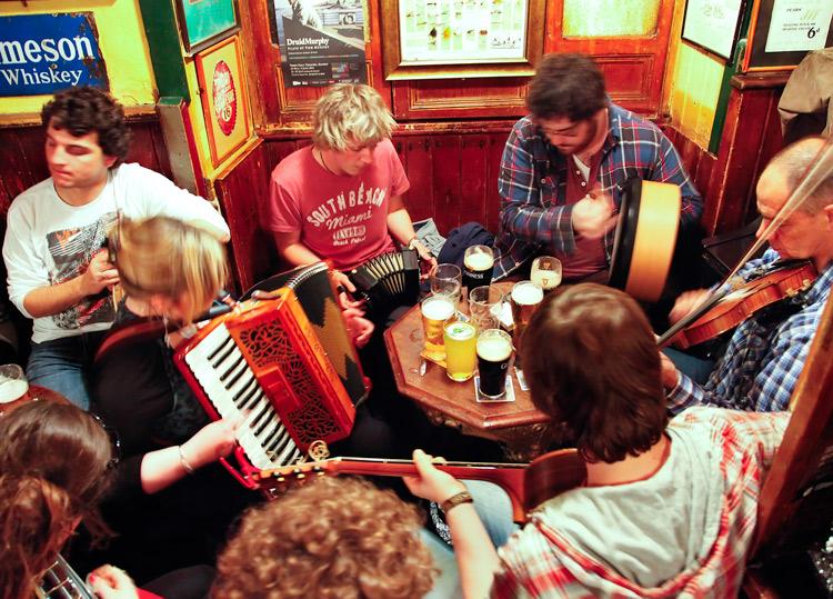 Pub-music