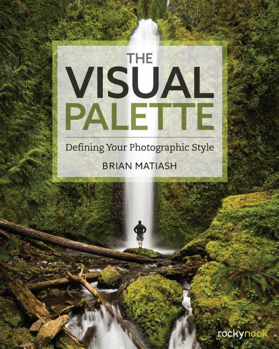 Book Review: The Visual Palette by Brian Matiash