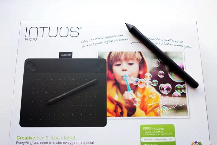 Review Of The Wacom Intuos Photo Pen And Touch Tablet