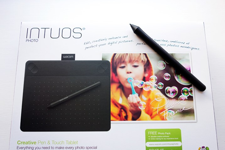 Wacom Intuos Pro Graphic Tablet & Pen - Medium