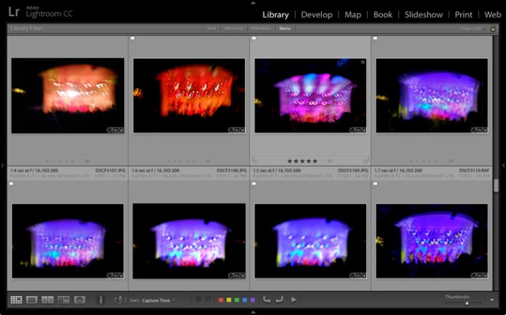 Essential things Lightroom