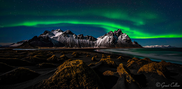 Grant Collier Northern Lights 1