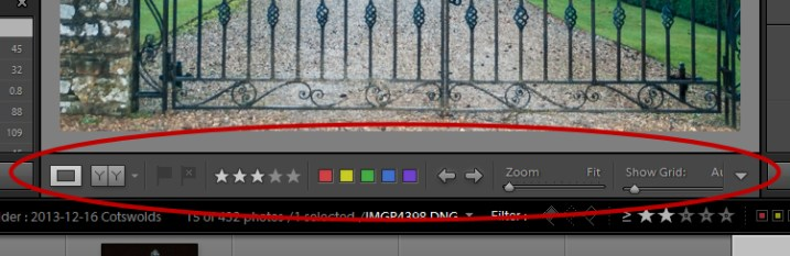 Lightroom Interface Quiz - image for question 1