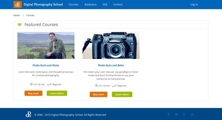 photography education