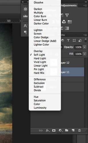 04 Blend Modes panel