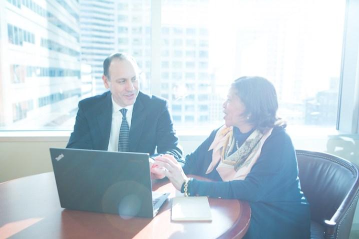 Business Portrait Session