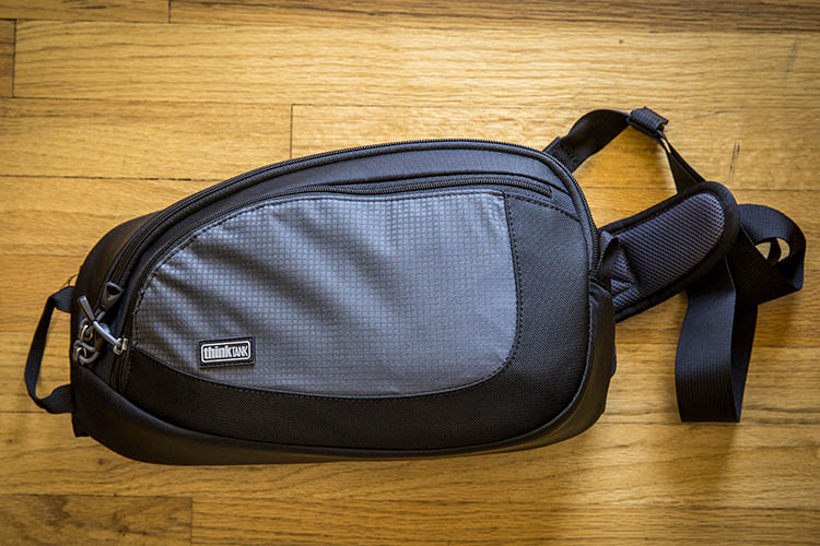 ThinkTank TurnStyle Sling Bag Review