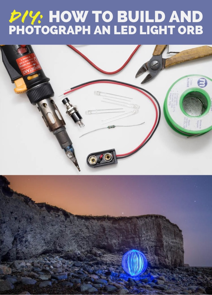 How to Build an LED Light and Make an Orb
