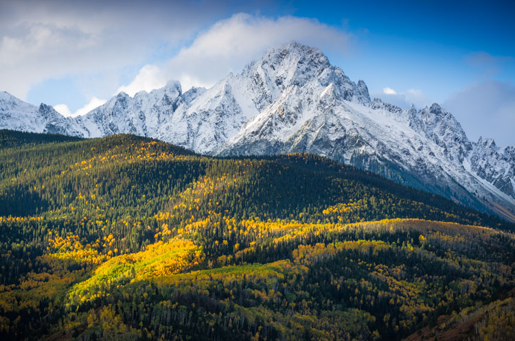 Wide Angle Versus Telephoto Lenses For Beautiful Landscape