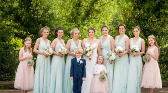How to Reduce the Stress of Group Photos at Weddings