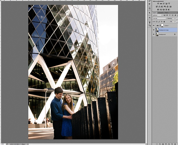 how to add a sun flare in photoshop