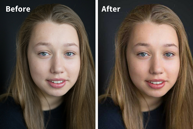 11 Steps For Basic Portrait Editing In Lightroom A Beginner S Guide