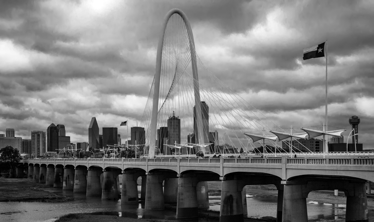 Black and white photos frequently work much better than color photos in this regard dallas 1
