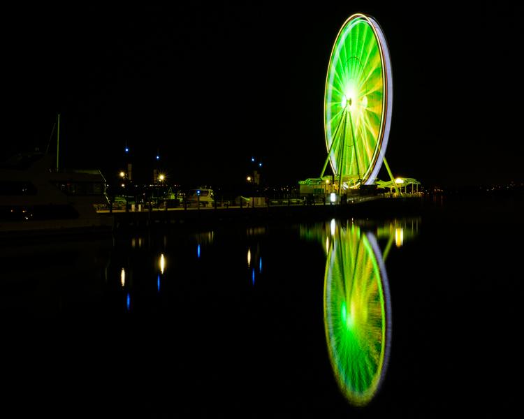 Ferris Wheel DPS