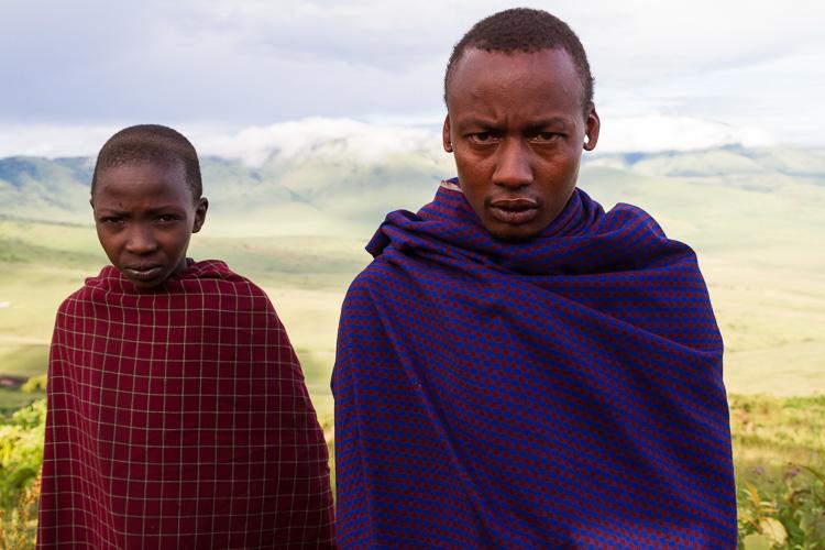 Maasi On The Rim