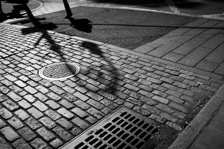 Cobblestone, SoHo, NYC.