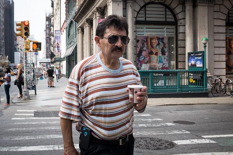 Broadway Joe, SoHo, NYC.