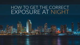 How to Get the Correct Exposure at Night with These Helpful Tips