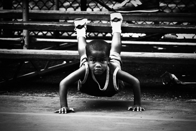 7 pushups rucker park
