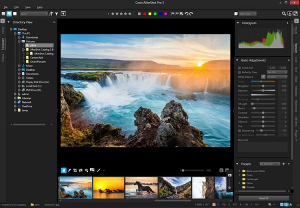 Enter to Win one of 10 Copies of Corel's AfterShot Pro 3 Photo Editor